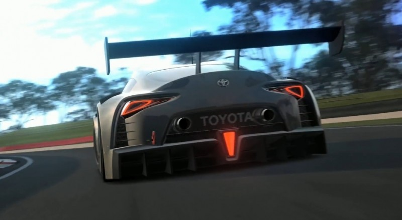 Toyota FT-1 Vision GT Now Playable 61
