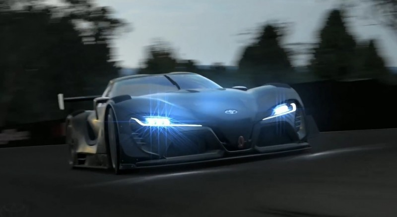 Toyota FT-1 Vision GT Now Playable 66
