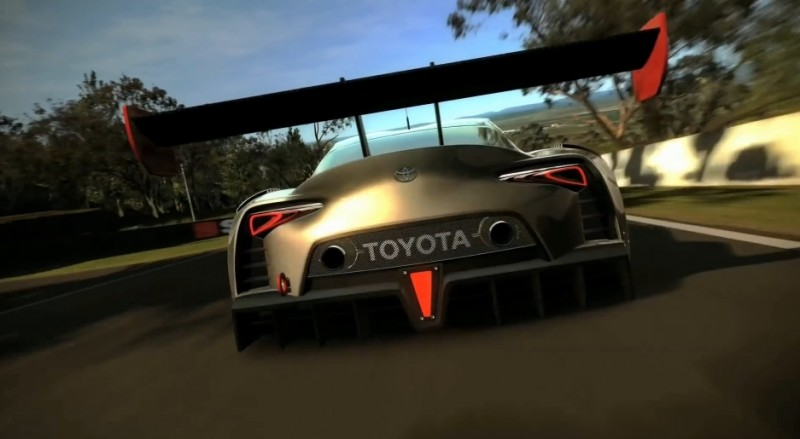 Toyota FT-1 Vision GT Now Playable 70