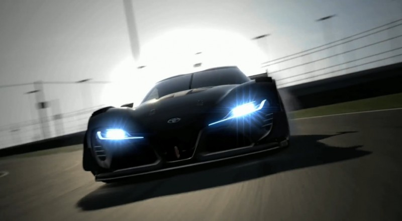 Toyota FT-1 Vision GT Now Playable 77
