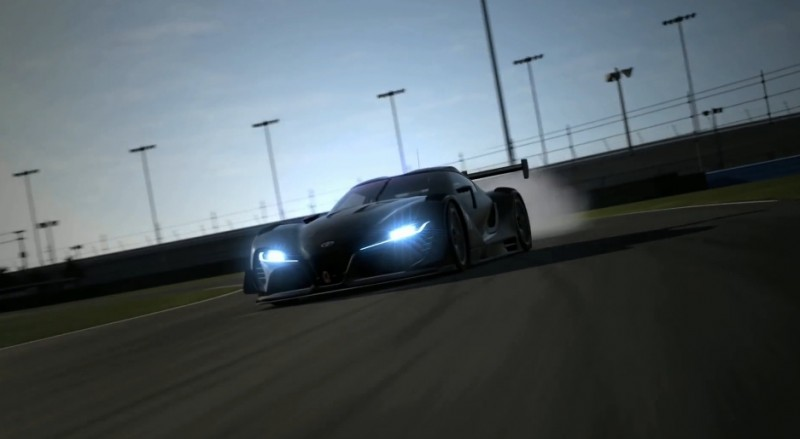 Toyota FT-1 Vision GT Now Playable 78