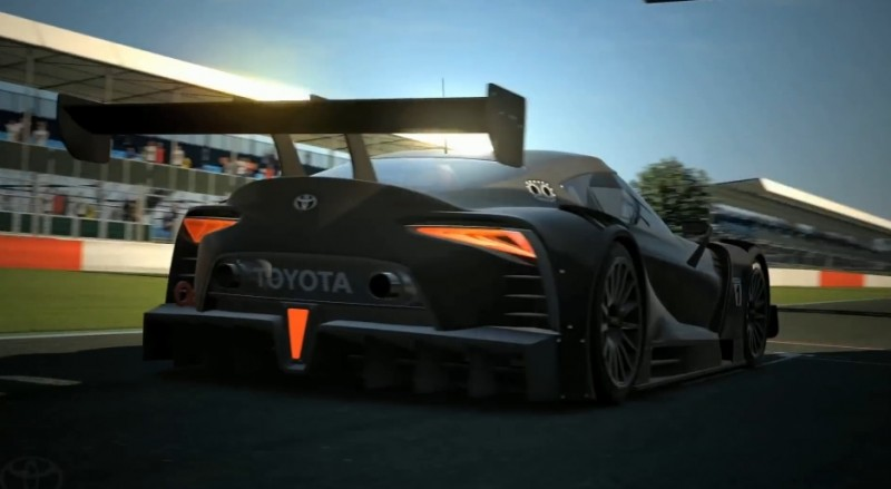 Toyota FT-1 Vision GT Now Playable 8