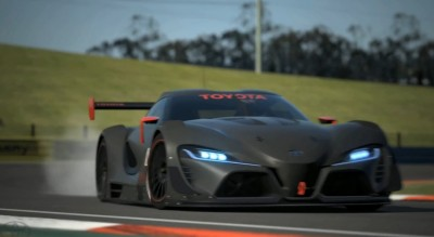 Toyota FT-1 Vision GT Now Playable 83
