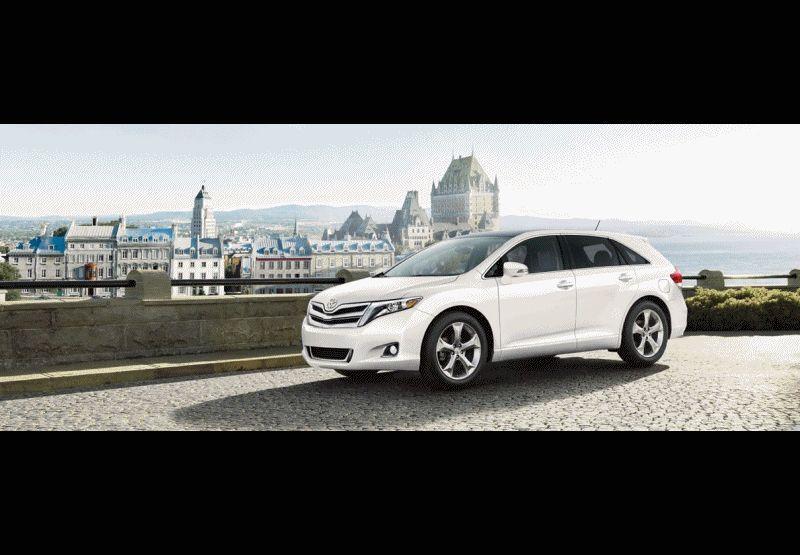 Toyota Venza Animated GIF