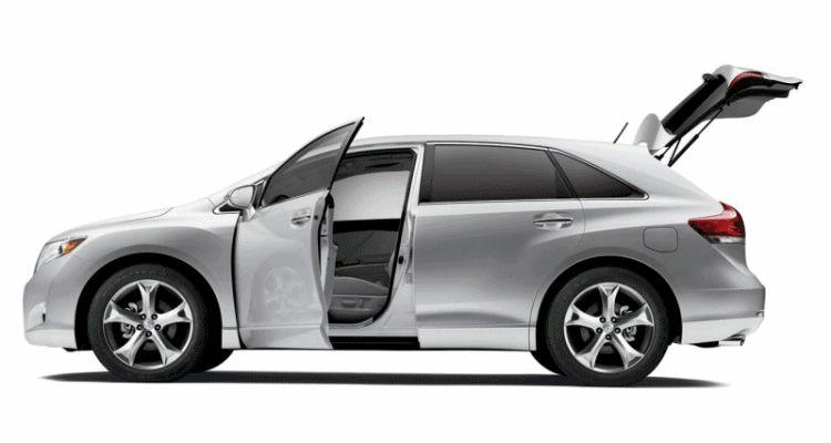 Toyota Venza Animated GIF1