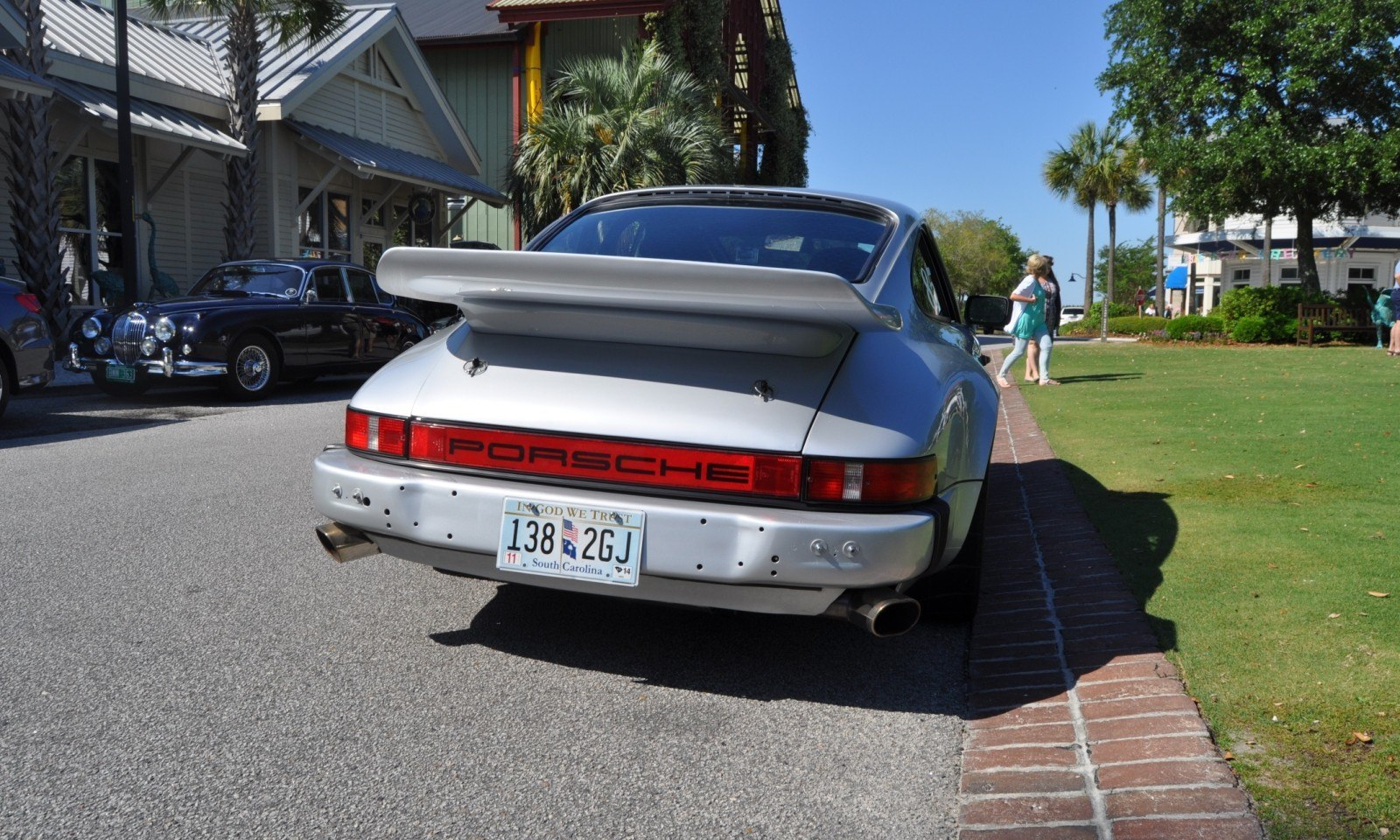 Track-Prepped Porsche 986 911 Whale Tale Is Mighty Desirable Machine 11