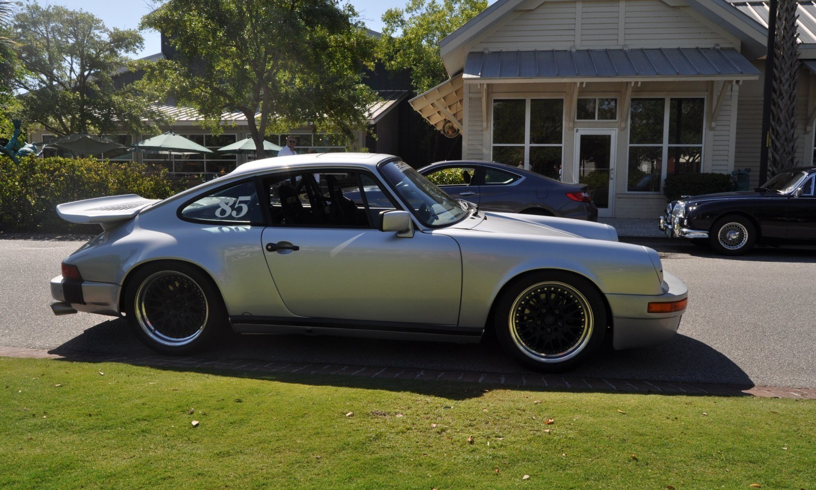 Track-Prepped Porsche 986 911 Whale Tale Is Mighty Desirable Machine 15