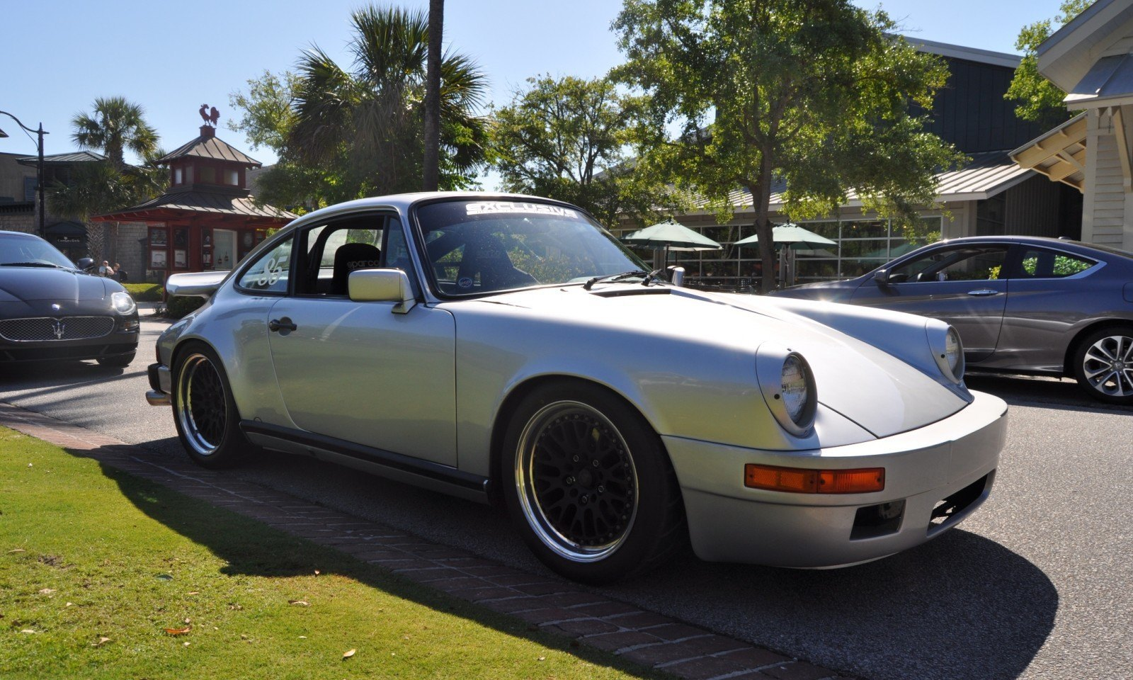 Track-Prepped Porsche 986 911 Whale Tale Is Mighty Desirable Machine 17