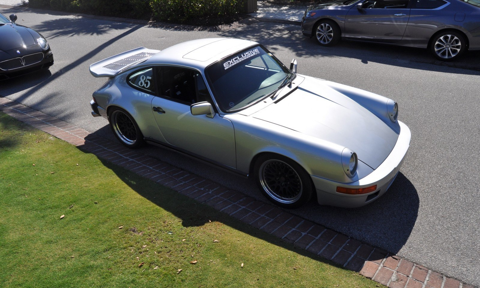 Track-Prepped Porsche 986 911 Whale Tale Is Mighty Desirable Machine 18