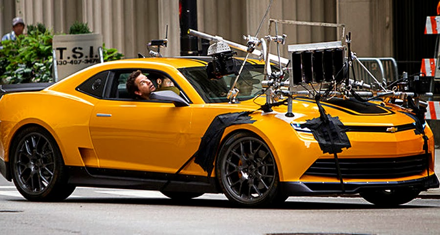 Transformers 4 Age Of Extinction Bumblebee Wallpaper HD