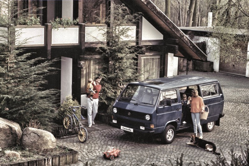 UK VW Commercial Transporter 60 years 14