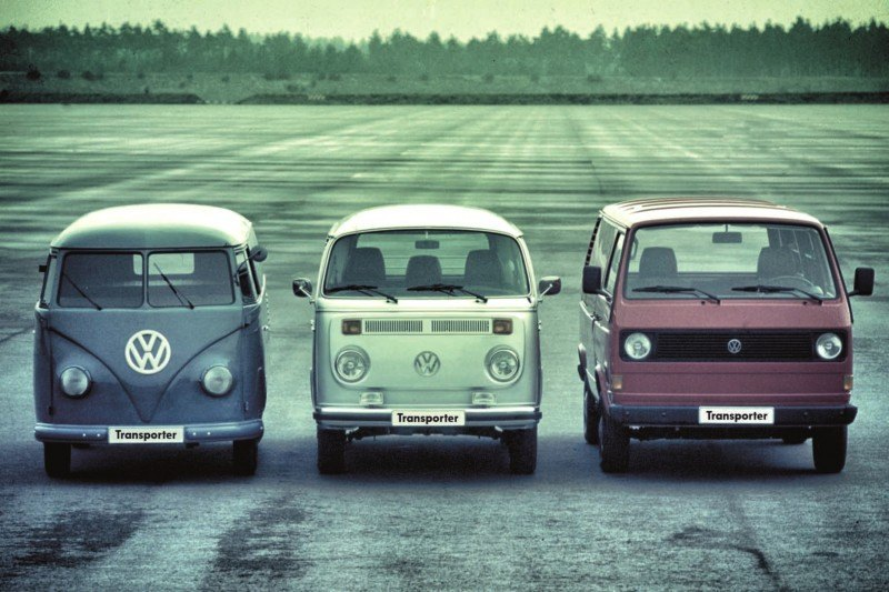UK VW Commercial Transporter 60 years 8