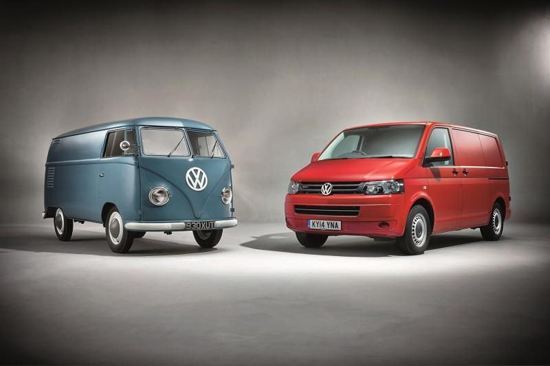 UK VW Commercial Transporter 60 years 9