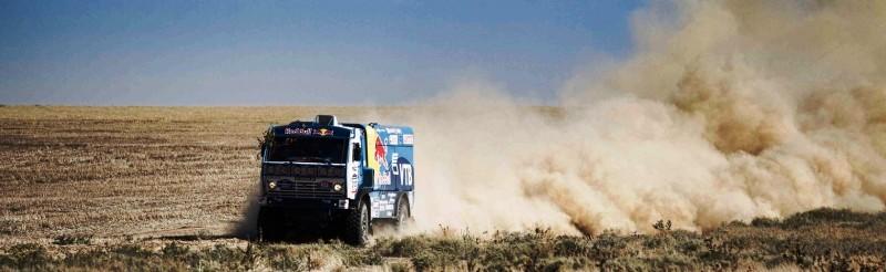 Unimog Nemesis - Red Bull KAMAZ 4911 - Dakar T4 Hero  10