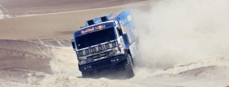 Unimog Nemesis - Red Bull KAMAZ 4911 - Dakar T4 Hero  13