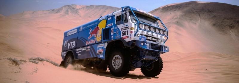 Unimog Nemesis - Red Bull KAMAZ 4911 - Dakar T4 Hero  33