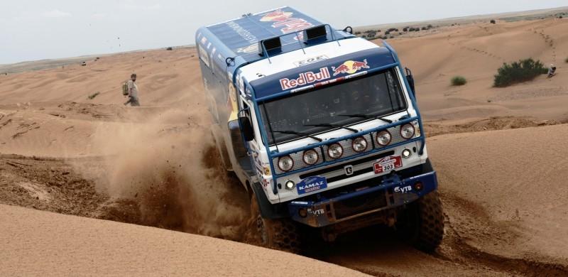 Unimog Nemesis - Red Bull KAMAZ 4911 - Dakar T4 Hero  9