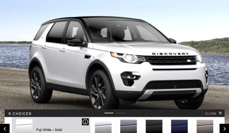 Land Rover Discovery Sport Specifications >> Update1 With 88 New Photos 2015 Land Rover Discovery Sport Specs
