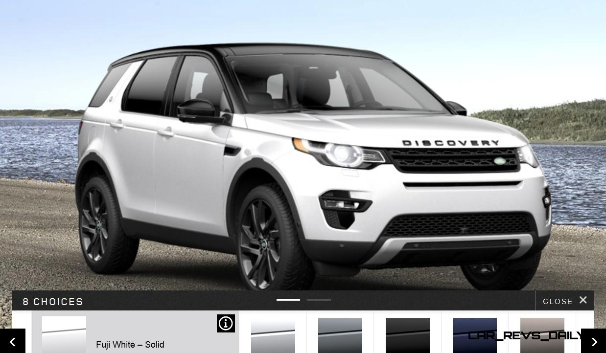 land rover discovery sport vs audi q5 vs jeep cherokee vs. Black Bedroom Furniture Sets. Home Design Ideas