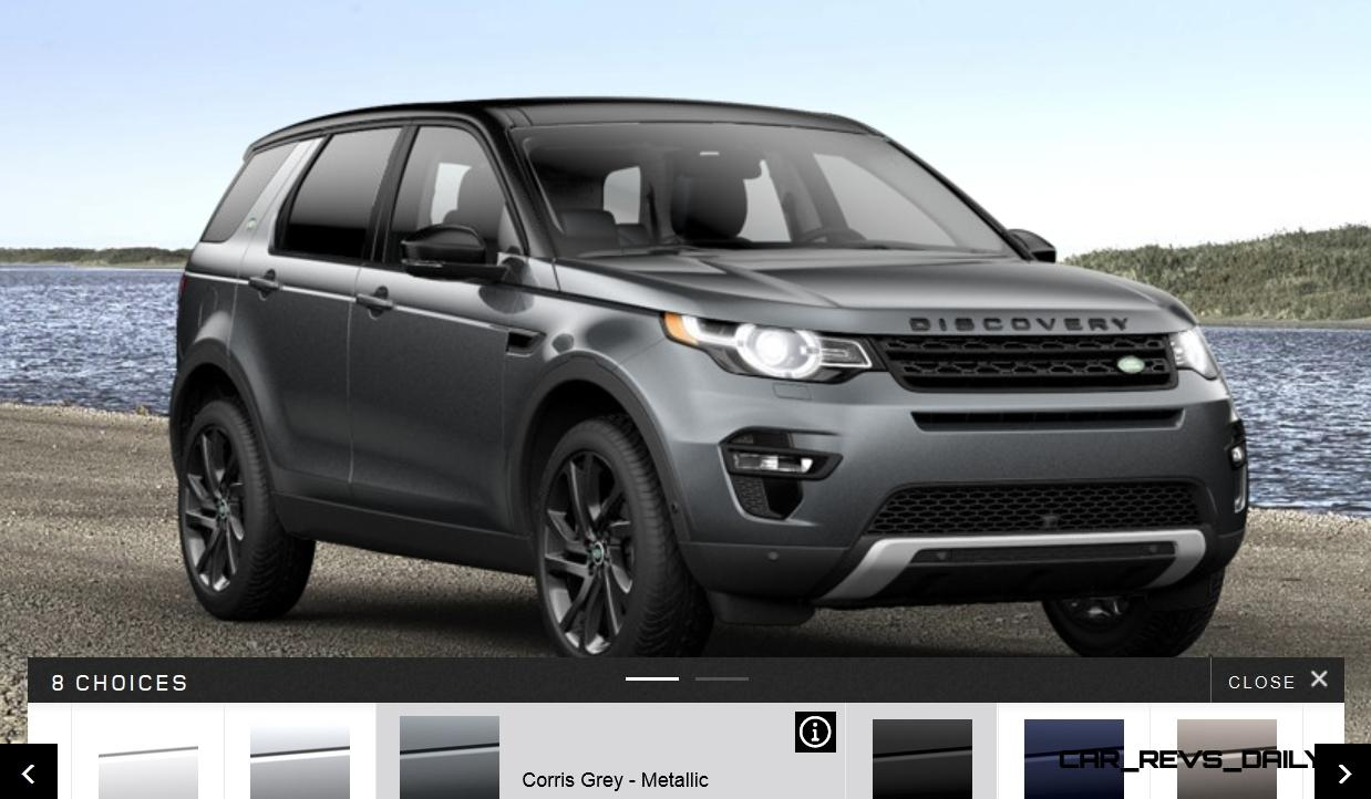 update1 with 88 new photos 2015 land rover discovery. Black Bedroom Furniture Sets. Home Design Ideas
