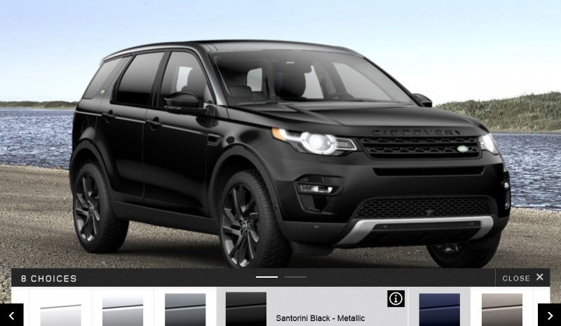 Update1 With 88 New Photos 2015 Land Rover Discovery Sport Specs