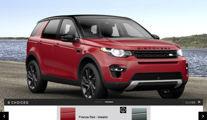 Update1 - 2015 Land Rover Discovery Sport - Specs, Prices, Options and Colors 16