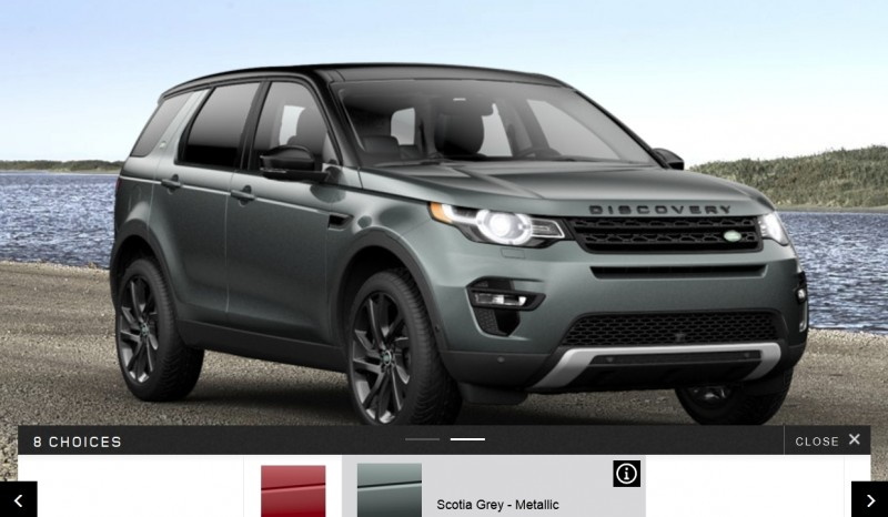 Update1 - 2015 Land Rover Discovery Sport - Specs, Prices, Options and Colors 17