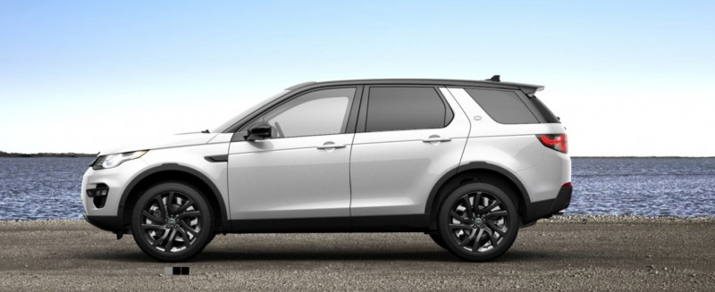 Update1 - 2015 Land Rover Discovery Sport - Specs, Prices, Options and Colors 20