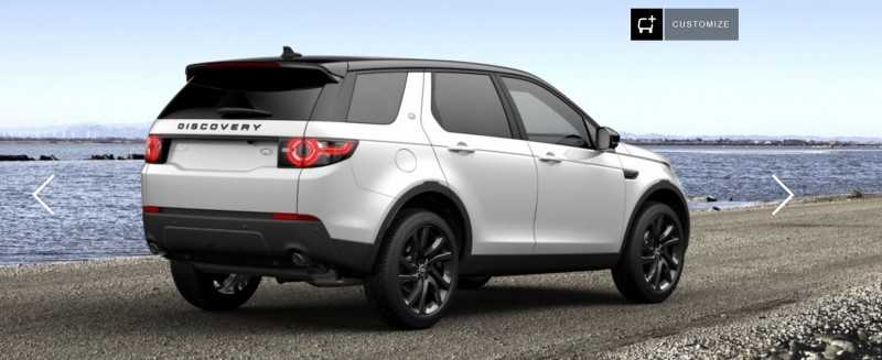 Update1 - 2015 Land Rover Discovery Sport - Specs, Prices, Options and Colors 27