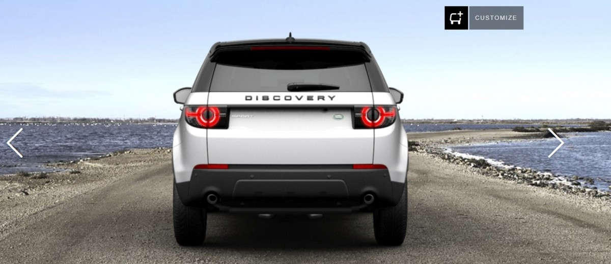 update1 2015 land rover discovery sport specs prices options and colors 28. Black Bedroom Furniture Sets. Home Design Ideas