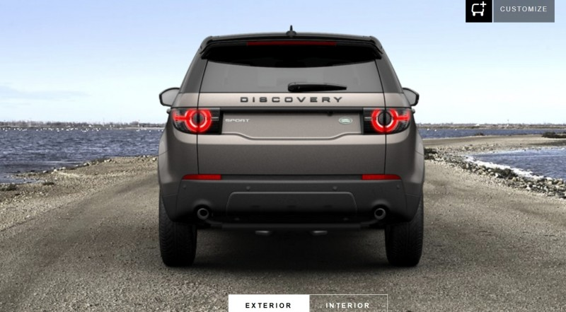 Update1 - 2015 Land Rover Discovery Sport - Specs, Prices, Options and Colors 44