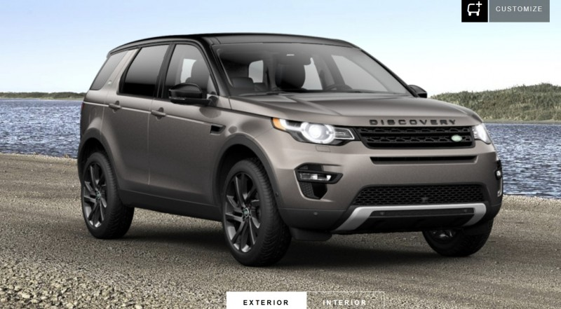 Update1 - 2015 Land Rover Discovery Sport - Specs, Prices, Options and Colors 46