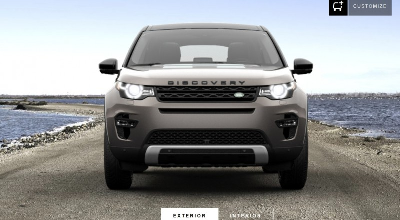 Update1 - 2015 Land Rover Discovery Sport - Specs, Prices, Options and Colors 47