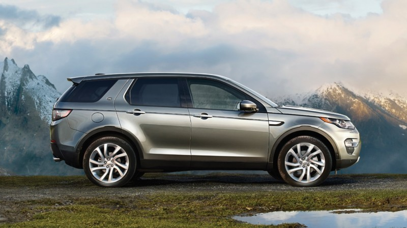 Update1 - 2015 Land Rover Discovery Sport - Specs, Prices, Options and Colors 55