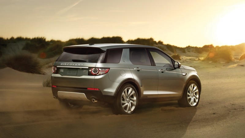 Update1 - 2015 Land Rover Discovery Sport - Specs, Prices, Options and Colors 57