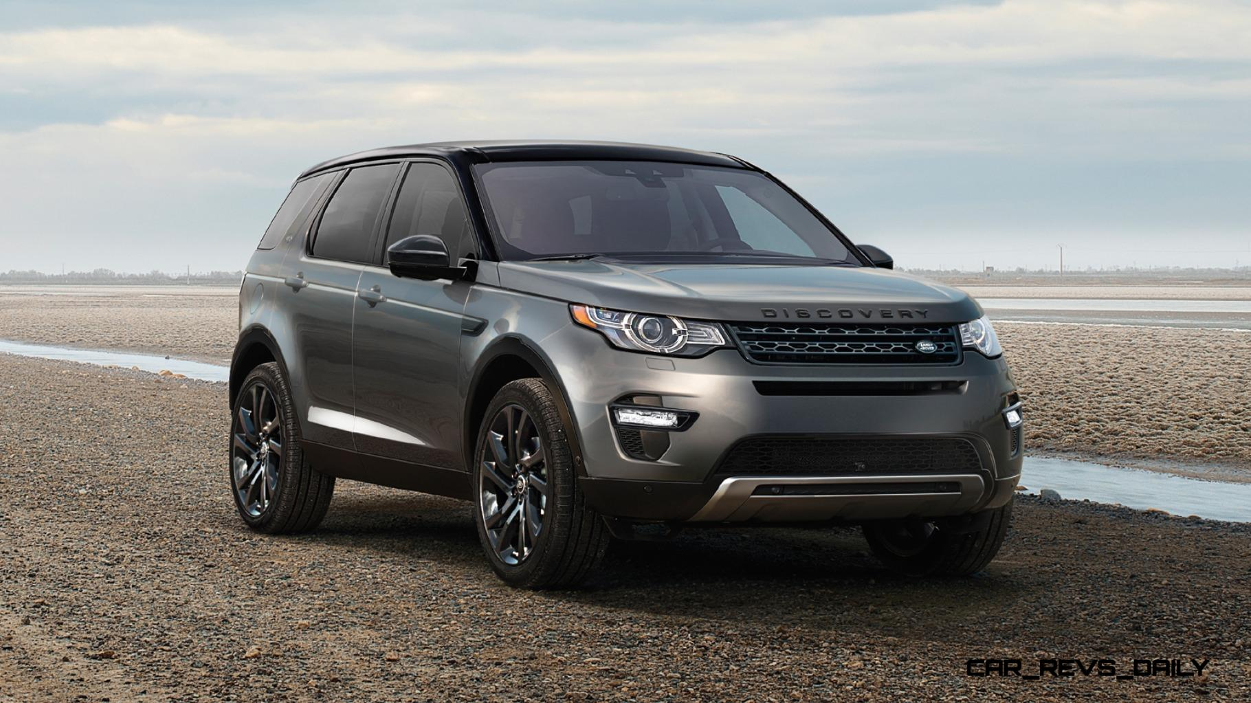 update1 2015 land rover discovery sport specs prices options and colors 65. Black Bedroom Furniture Sets. Home Design Ideas