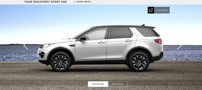 Update1 - 2015 Land Rover Discovery Sport - Specs, Prices, Options and Colors 8