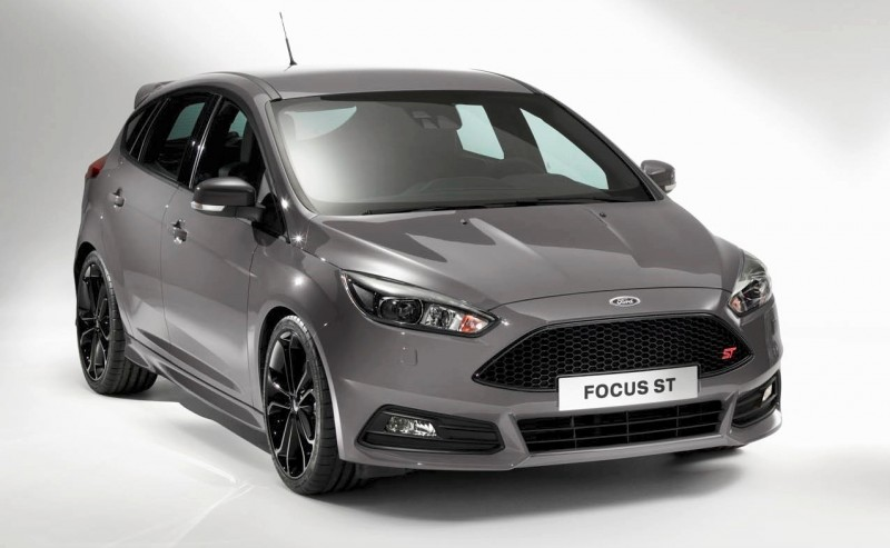 Update1 Full Photos - 2015 Ford Focus ST to Make Dynamic Debut at Goodwood FoS 3