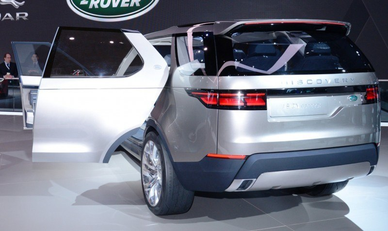 Update1 - Land Rover Discovery Concept Previews 2016 LR4 Discovery and 2015 LR2 Disco Sport 1