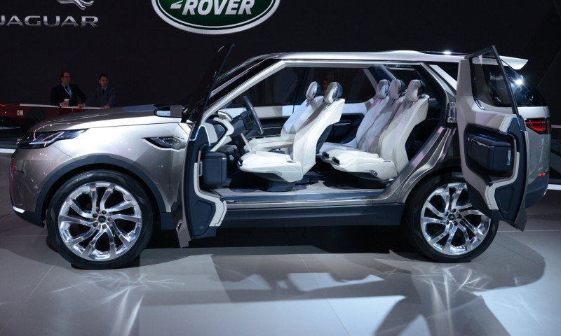 Update1 - Land Rover Discovery Concept Previews 2016 LR4 Discovery and 2015 LR2 Disco Sport 10
