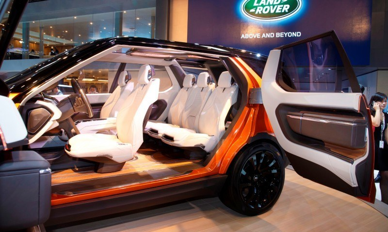 Update1 - Land Rover Discovery Concept Previews 2016 LR4 Discovery and 2015 LR2 Disco Sport 19