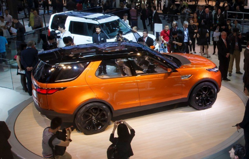 Update1 - Land Rover Discovery Concept Previews 2016 LR4 Discovery and 2015 LR2 Disco Sport 24