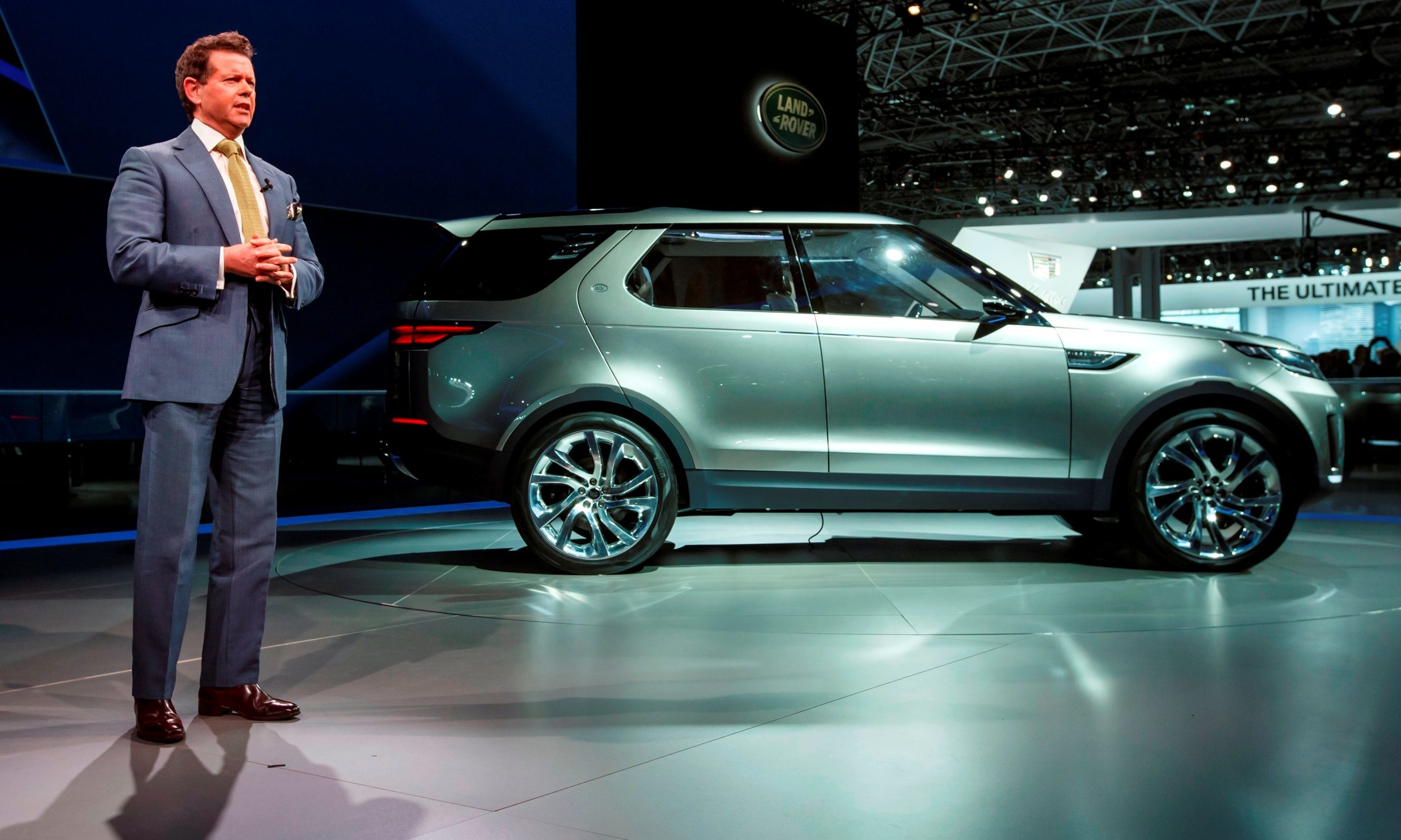 Update1 - Land Rover Discovery Concept Previews 2016 LR4 ...