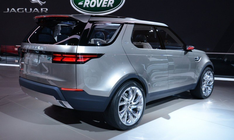 Update1 - Land Rover Discovery Concept Previews 2016 LR4 Discovery and 2015 LR2 Disco Sport 3