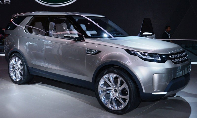 Update1 - Land Rover Discovery Concept Previews 2016 LR4 Discovery and 2015 LR2 Disco Sport 5