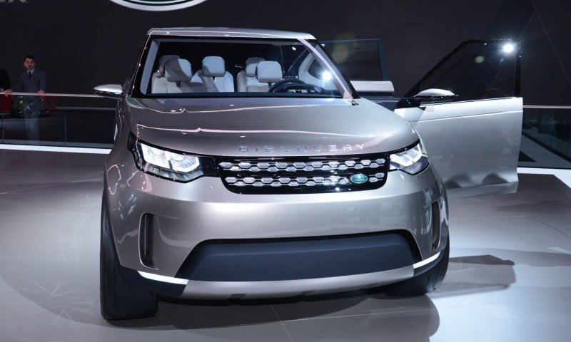 Update1 - Land Rover Discovery Concept Previews 2016 LR4 Discovery and 2015 LR2 Disco Sport 7