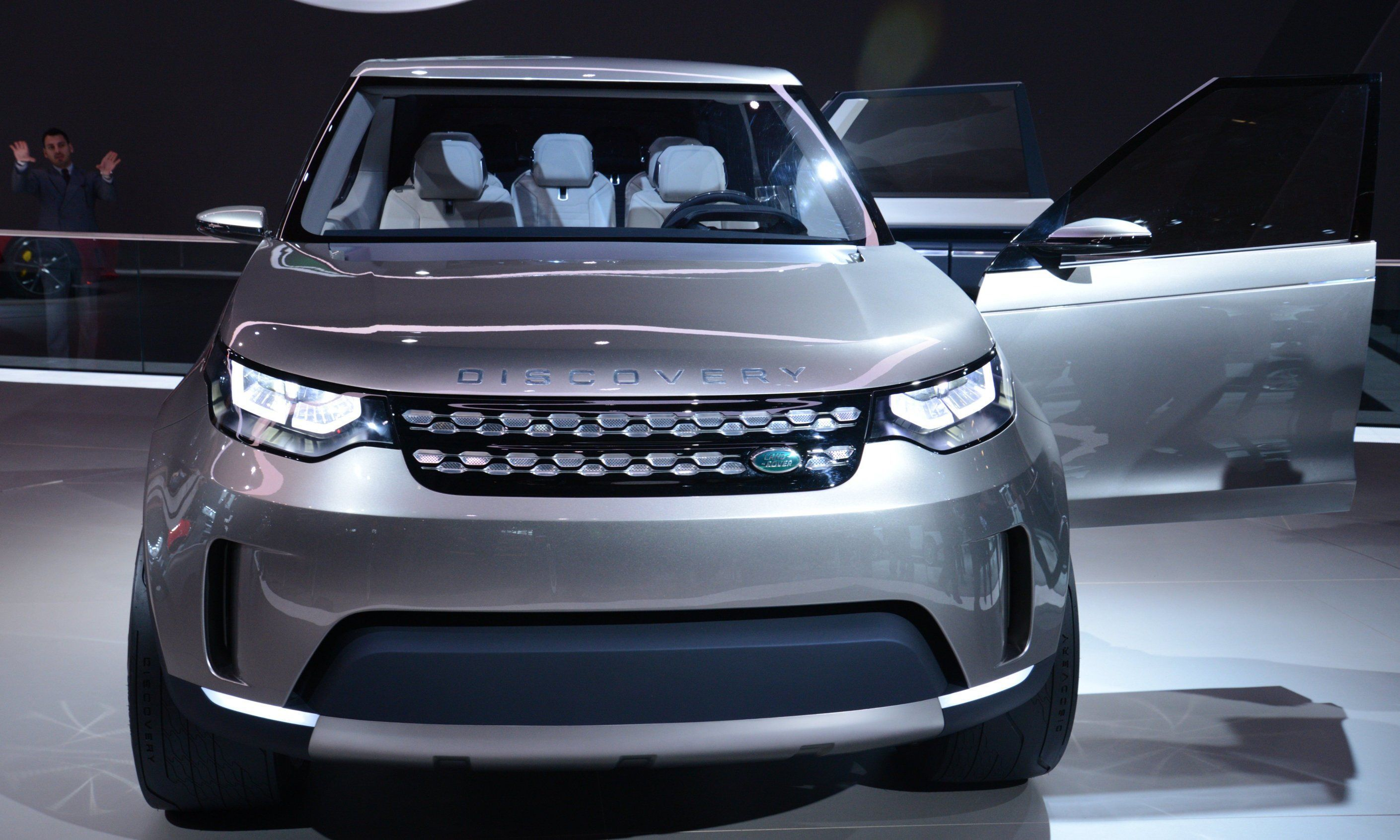 Update1 Land Rover Discovery Concept Previews 2016 Lr4 Discovery