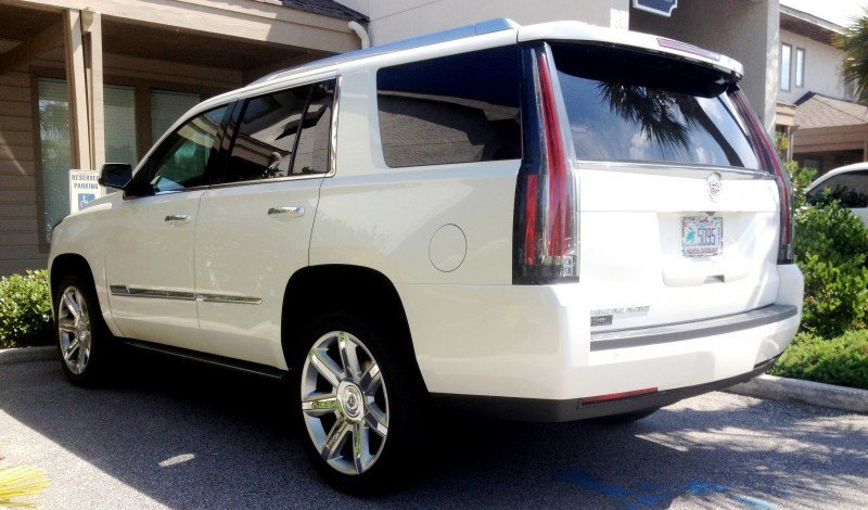 Update1 New Photos! 2015 Cadillac Escalade - Majors On Interior Upgrades - Leathers, Colors, Specs and Pricing 13