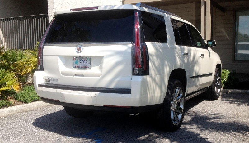 Update1 New Photos! 2015 Cadillac Escalade - Majors On Interior Upgrades - Leathers, Colors, Specs and Pricing 15