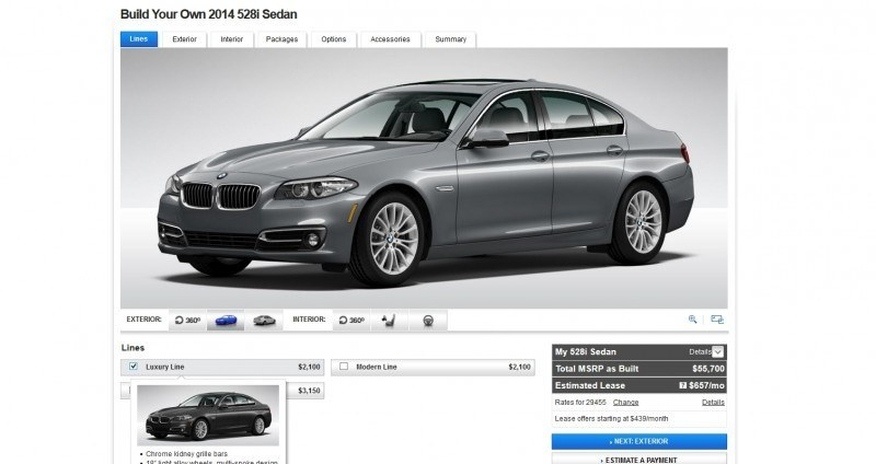 Update1 - Road Test Review - 2013 BMW 535i M Sport RWD - Buyers Guide to Trims and Cool Options 10